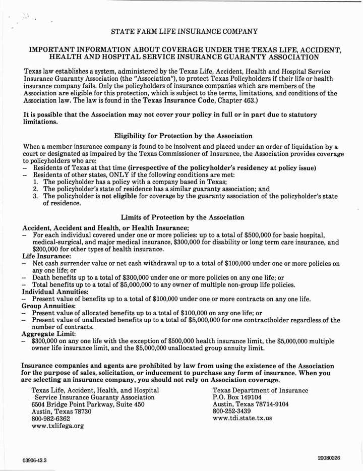 Auto Body research declaration sample