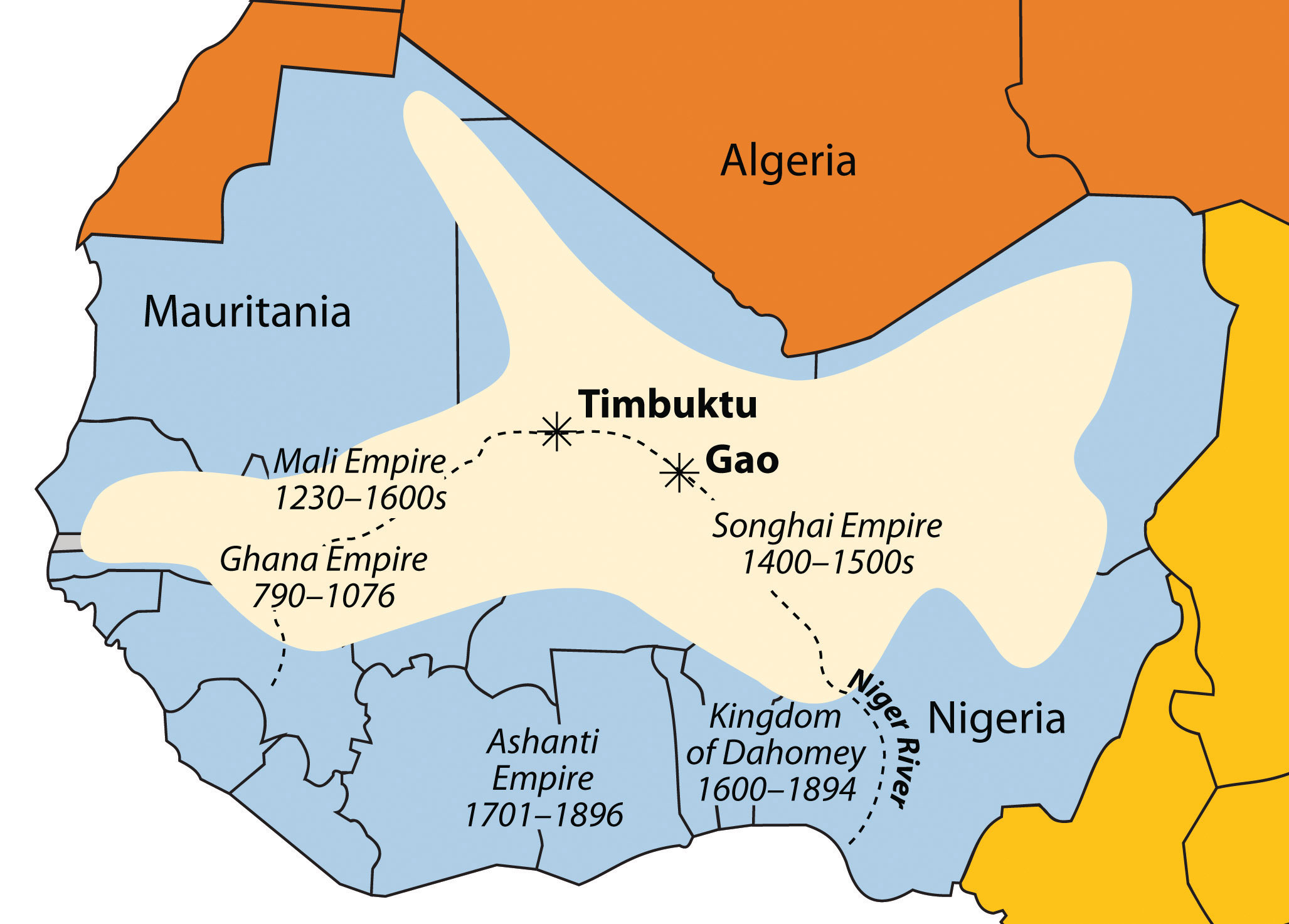 the songhai empire The history of the songhai empire for more resources on african history go to: .