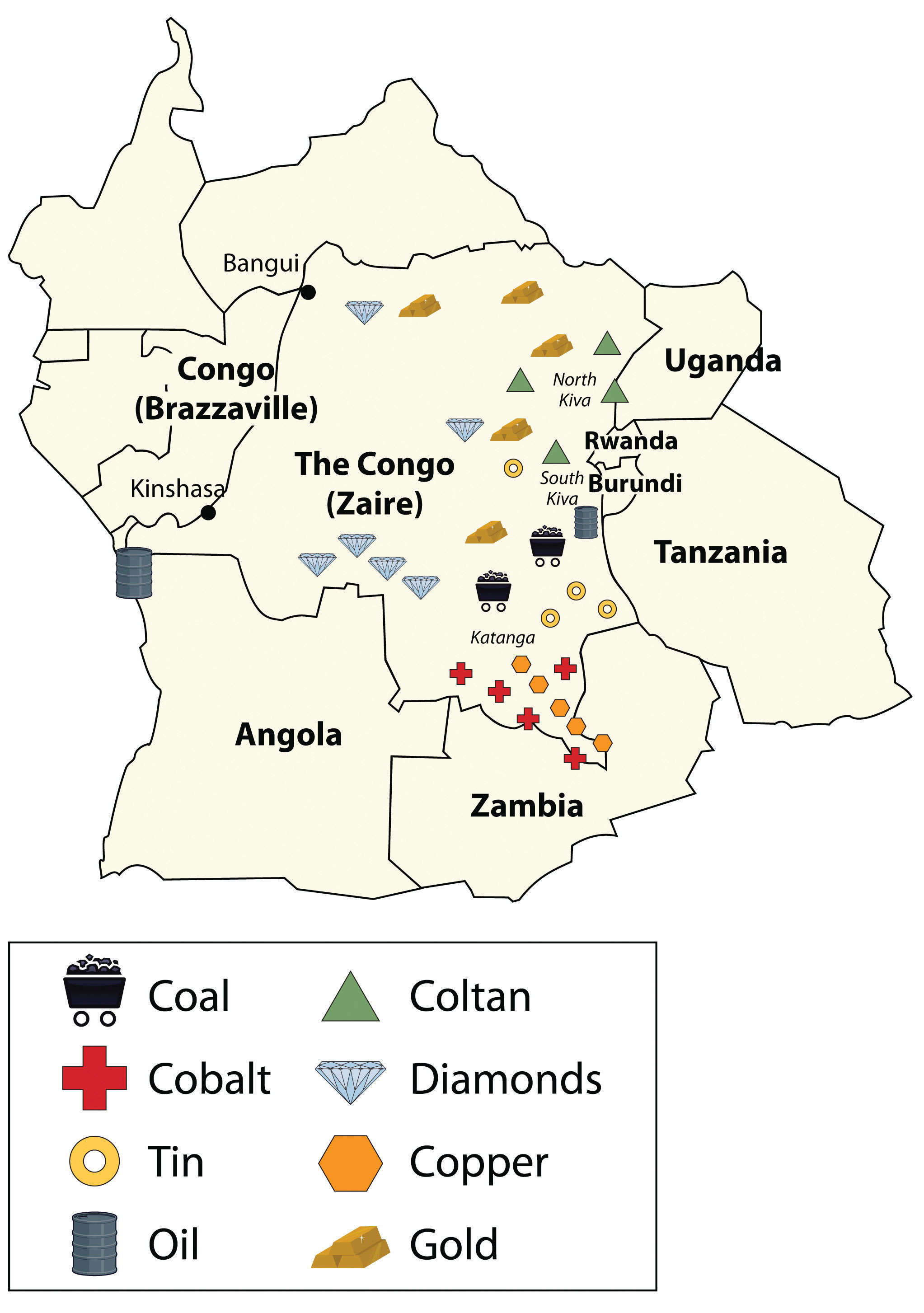 how has coltan exploitation affected the people of eastern congo Blood and minerals: who profits from conflict in drc  we should have left congo years ago  perhaps wishing to wash their hands of any responsibility for the exploitation of blood minerals.