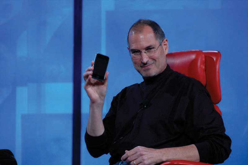 Steve Jobs Announcing Apple's Release of the iPhone