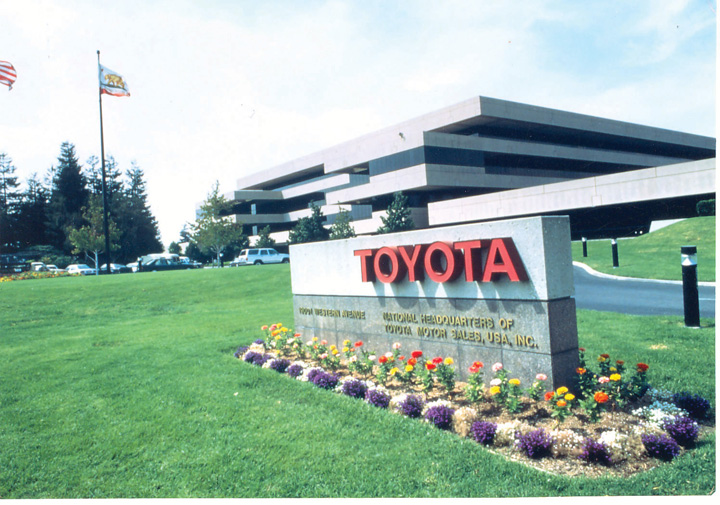 toyota motor corporation organization strategies The toyota group and the aisin fire  a complex mix of institutions permits self-organization during  1997, with managers of toyota motor corporation.