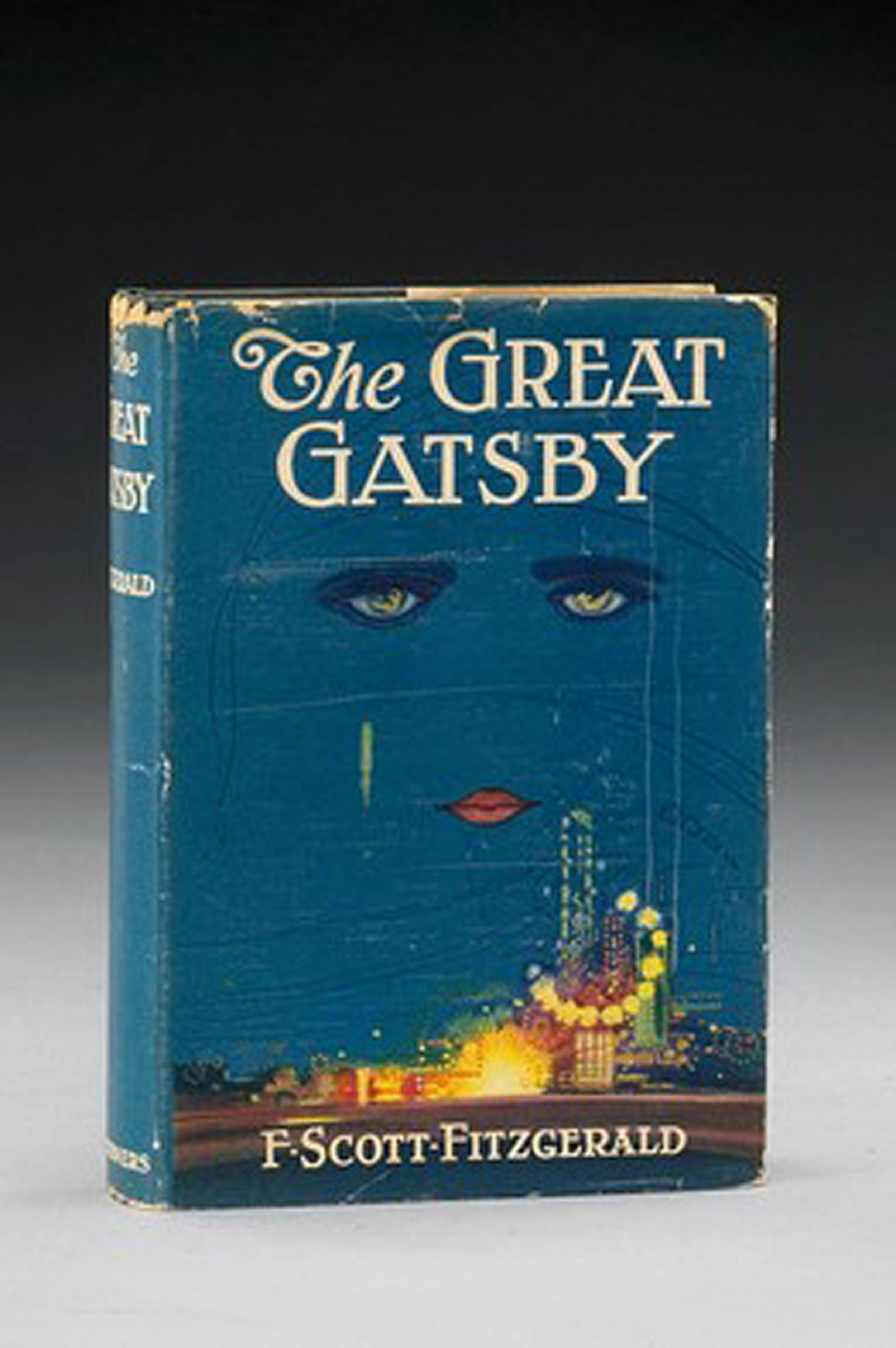 Great gatsby book the great gatsby without