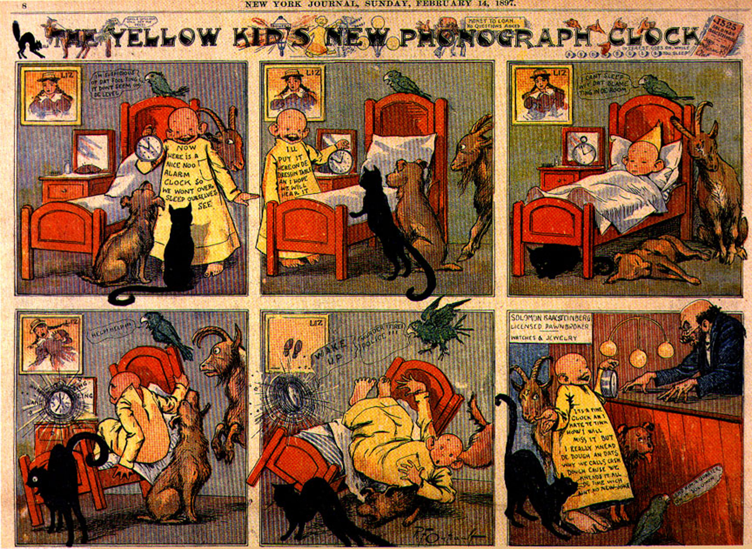 the effects of the yellow journalism in the world of publication Although the term yellow journalism was not coined until at least 1897, sensational journalism emerged as a major trend in the 1880s with joseph pulitzer's purchase of the new york world, but members of the intellectual and literary communities had criticized this new journalism as early as 1881 4 according to [end page 74] w joseph .