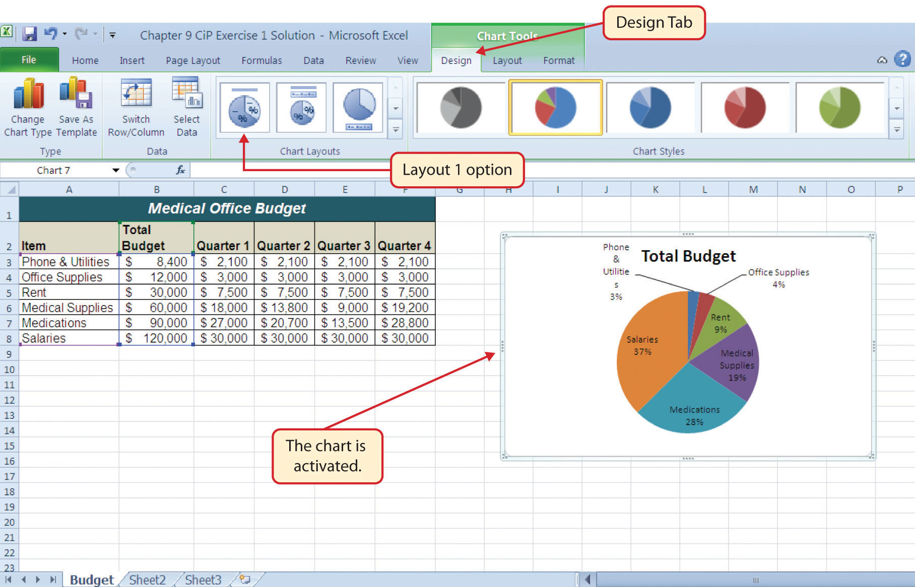 How To Use Microsoft 174 Excel 174 The Careers In Practice