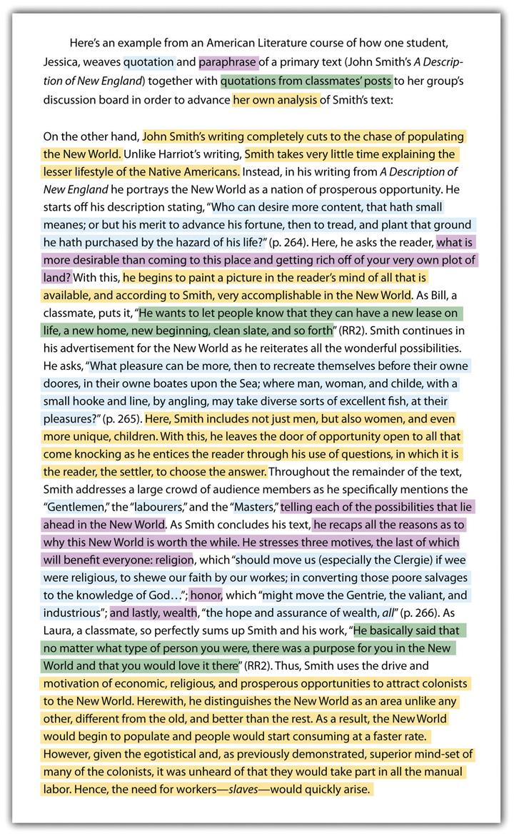 discover purpose essay
