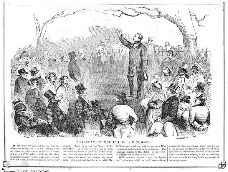 Abolitionist Movement in America The Abolitionist Movement