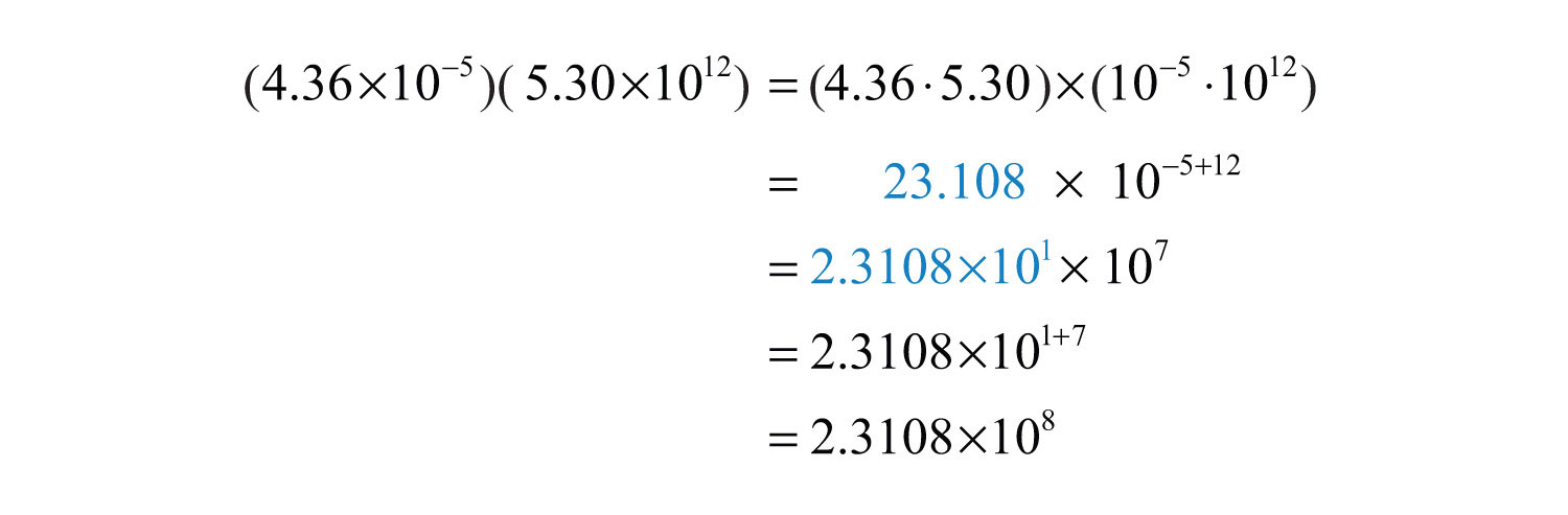 Scientific Notation Equations - Jennarocca