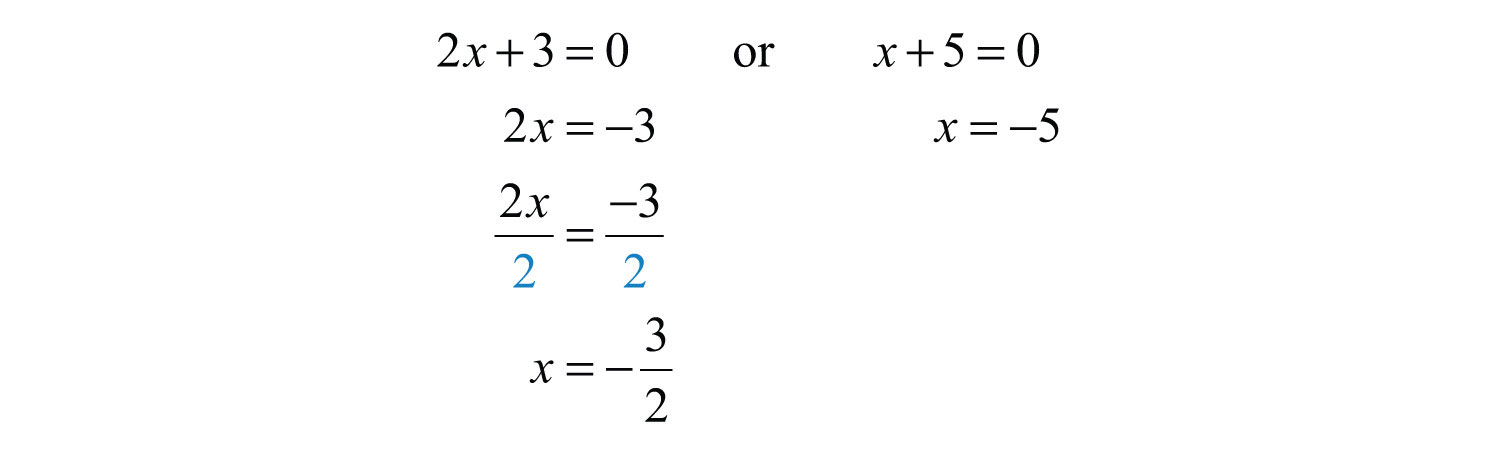 writing an equation in standard form