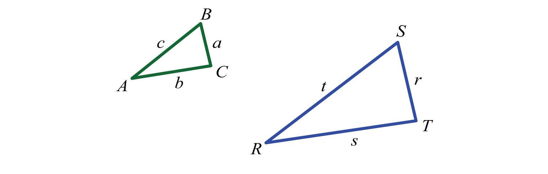 Corresponding Sides Elementary Algebra 1.0...