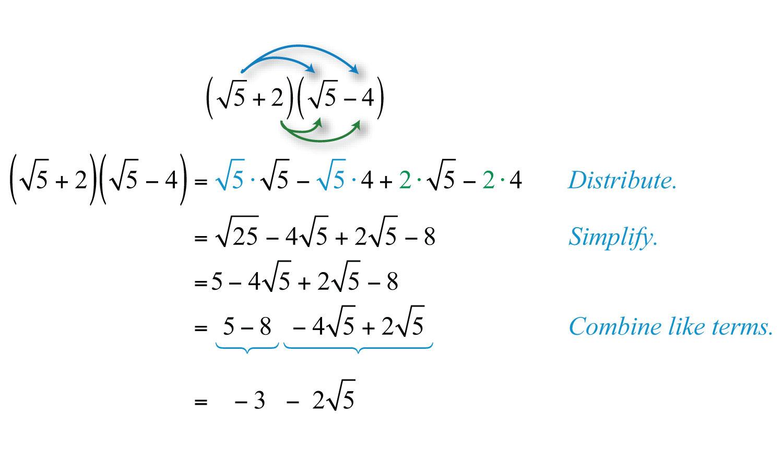 Elementary Algebra 10 – Simplifying Radical Expressions Worksheet Algebra 2