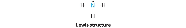 ax 3e nh 3 - Periodic Table Lewis Symbol