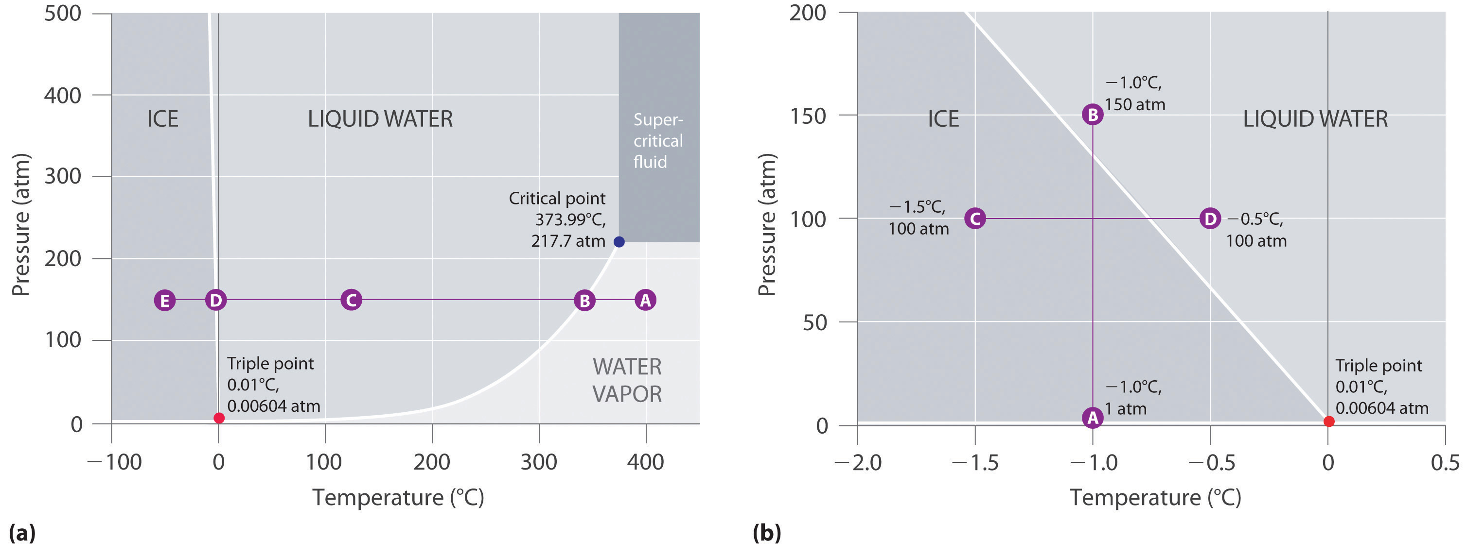 General chemistry principles patterns and applications v10 the phase diagram of water pooptronica Gallery