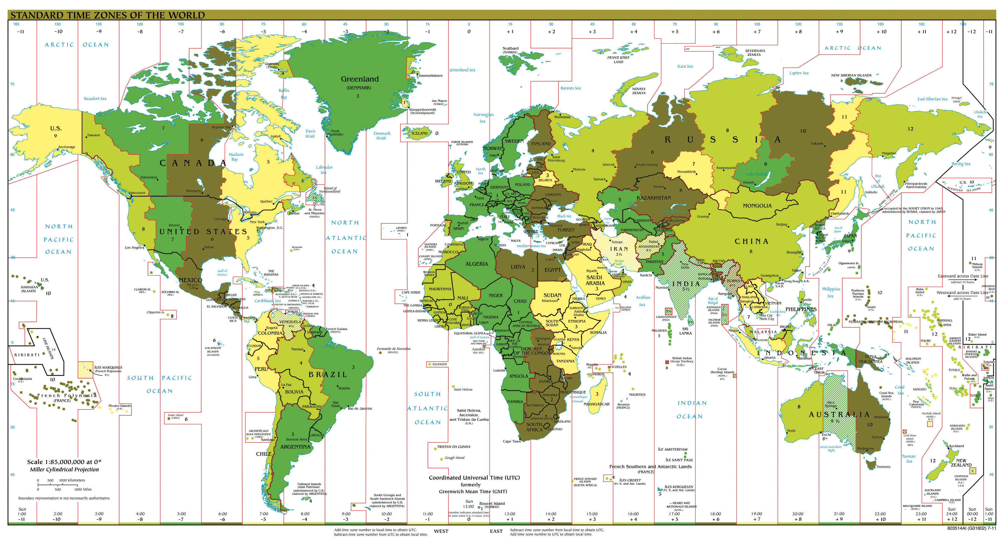 World regional geography royal berglee the twenty four times zones are based on the prime meridian in regard to universal coordinated time utc greenwich mean time gmt or zulu time z gumiabroncs Gallery