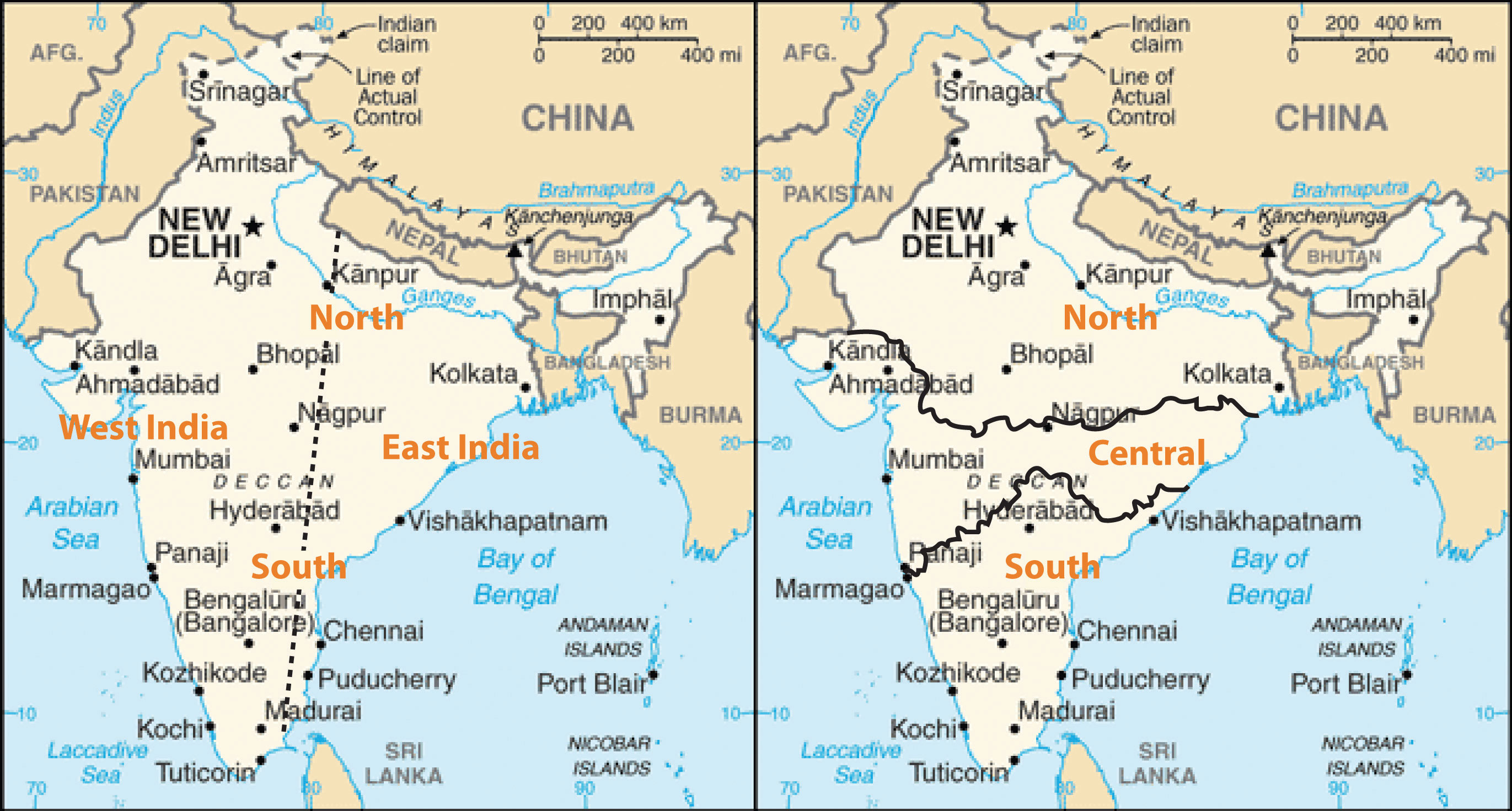World regional geography people places and globalization v10 india east and west publicscrutiny Image collections