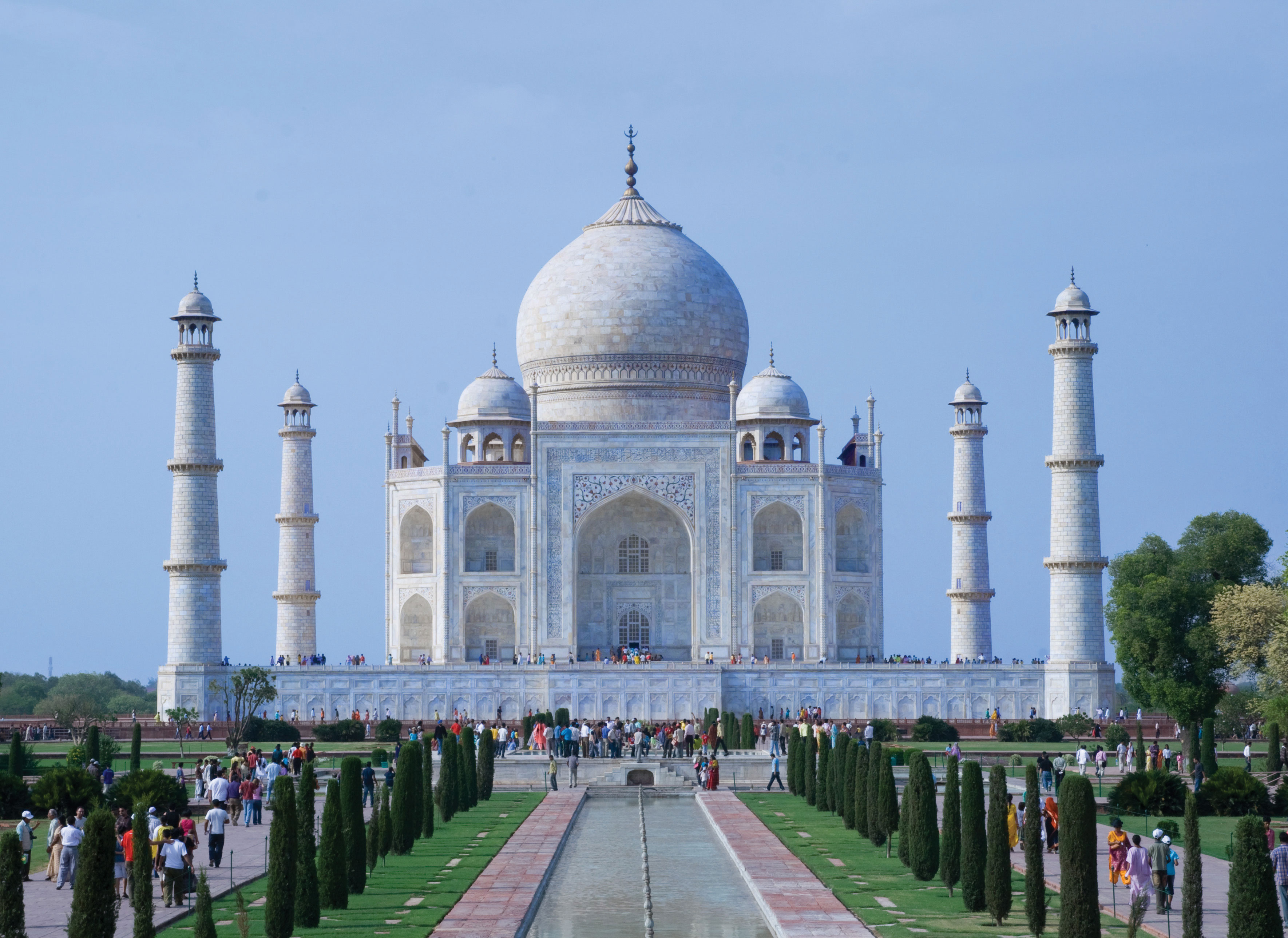 World regional geography people places and for Religious buildings in india