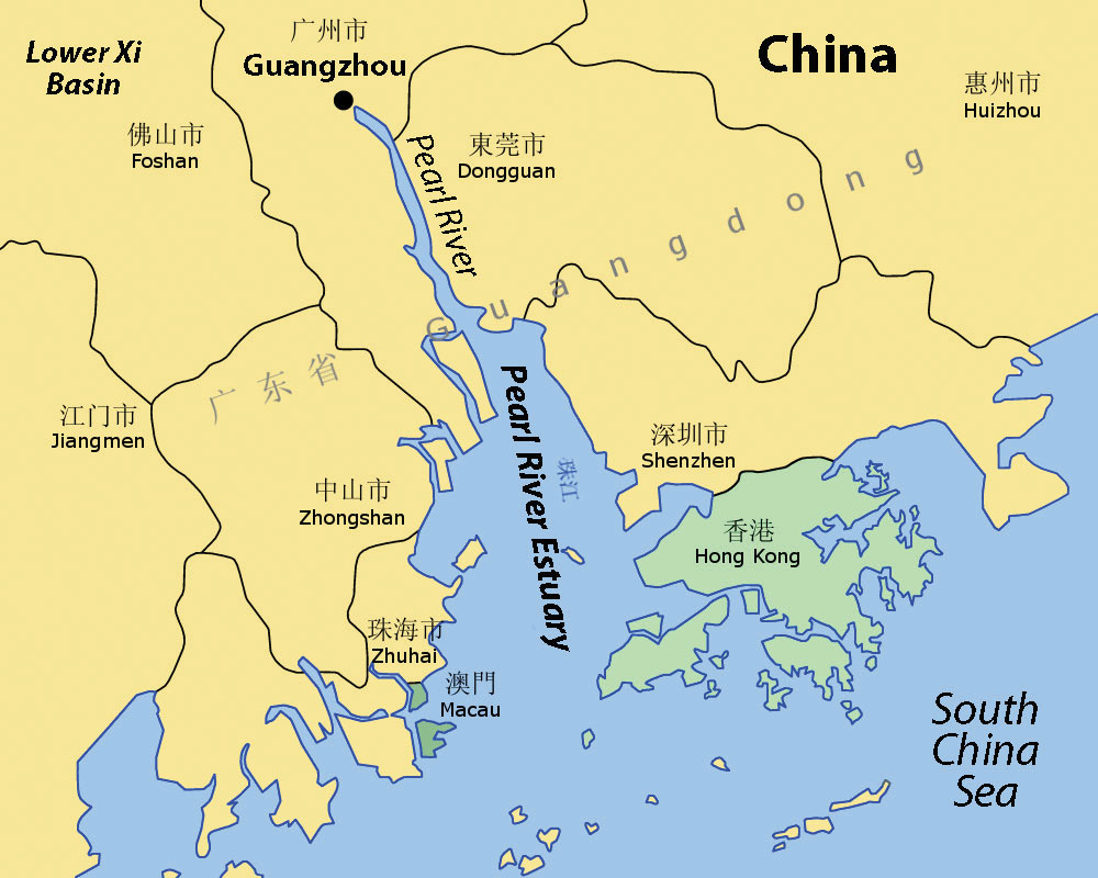 World Regional Geography People Places And Globalization - Macau map quiz