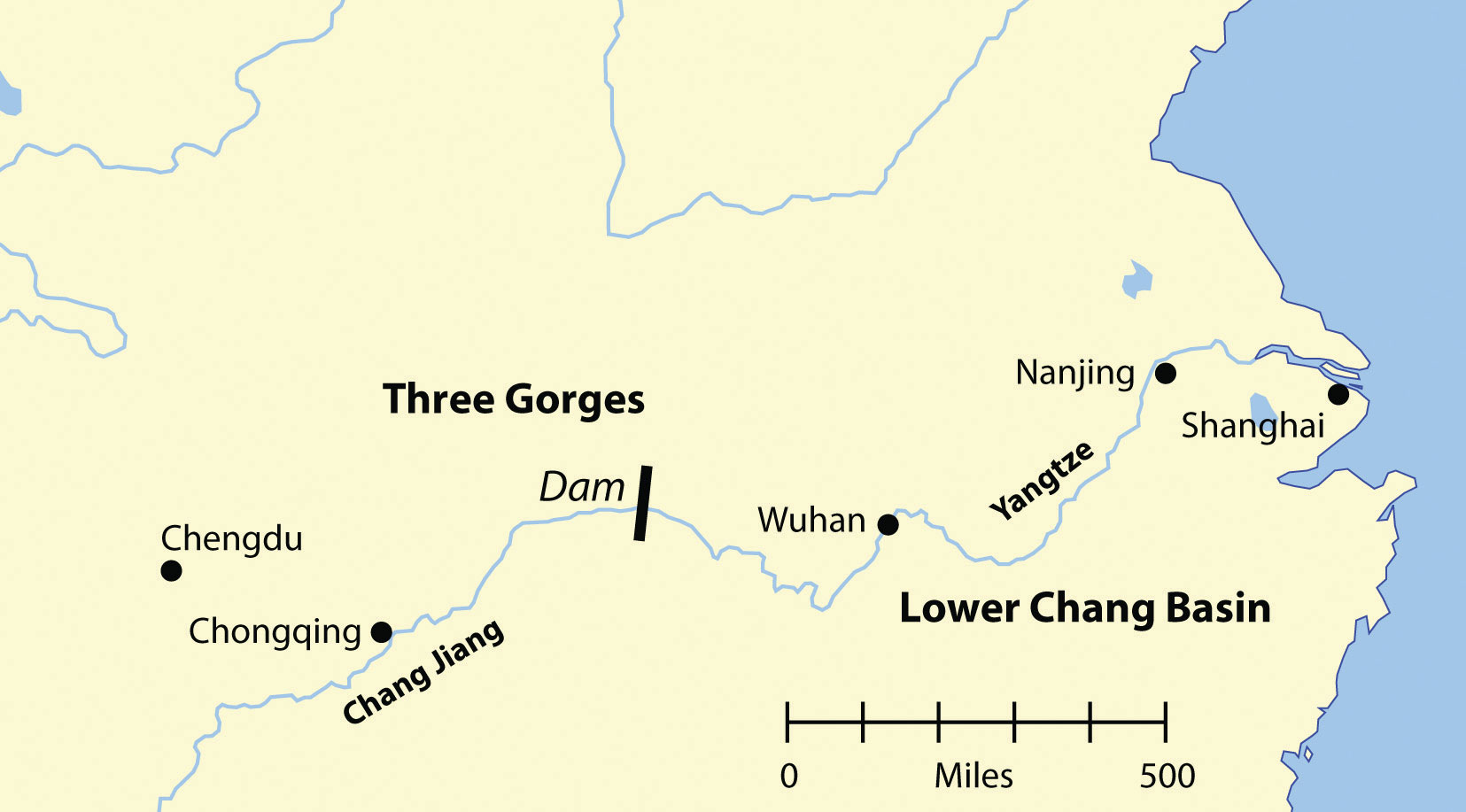 Three gorges dam project china s biggest project since the great wall - Three Gorges Dam The New China Dam