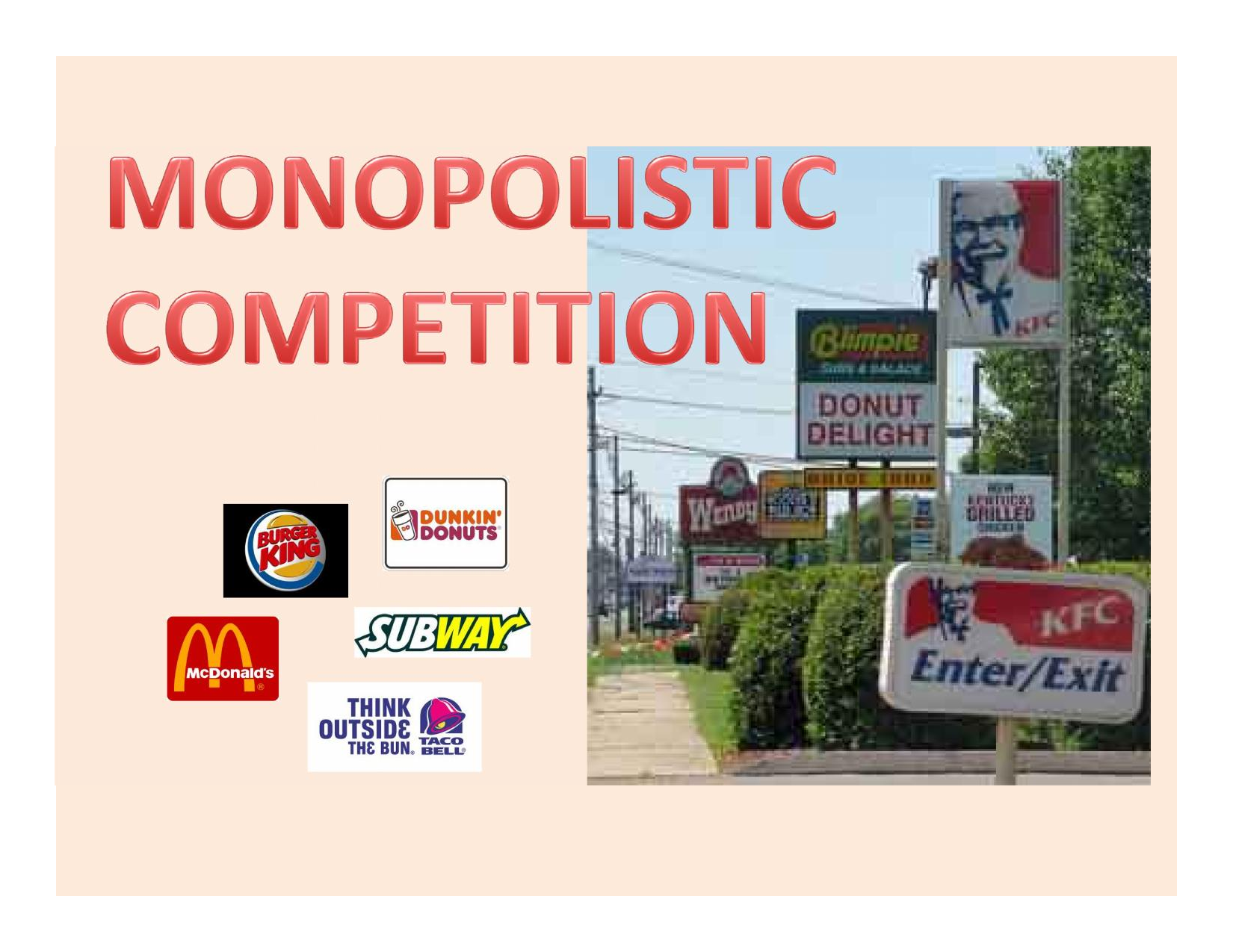 example of a monopoly firm This video tutorial looks at examples of industries where one or more firms has significant monopoly (market) power it is an introduction to monopoly ahead of the the main analysis of price, output and profit in monopolistic markets join 1000s of fellow economics teachers and students all getting .