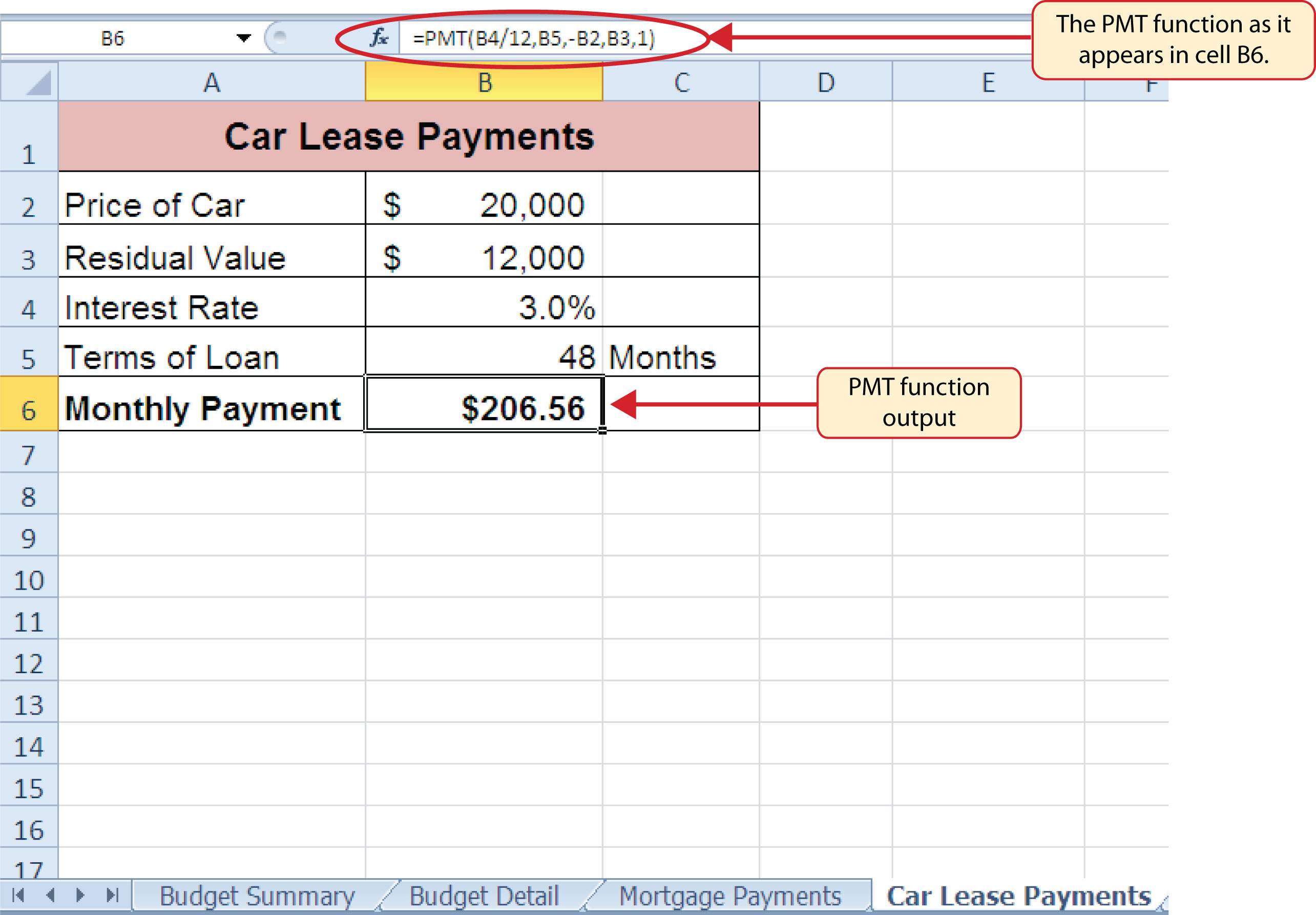 Loan Calculator and Payment Schedule  Not a Toy