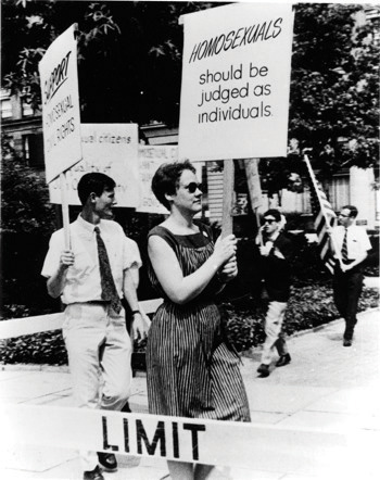 Gay rights movement in america — photo 4
