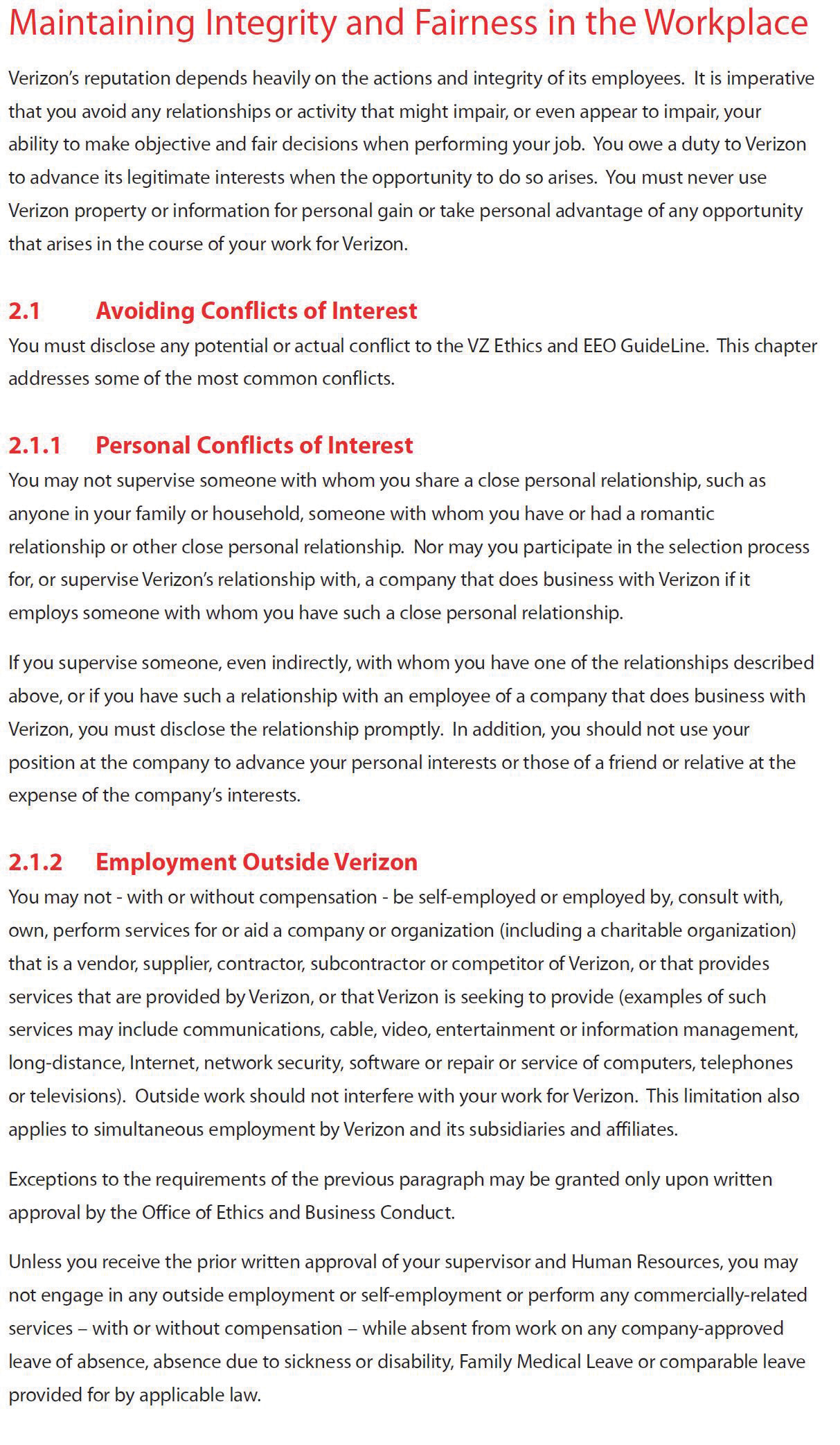 FlatWorld  Personal Value Statement Examples