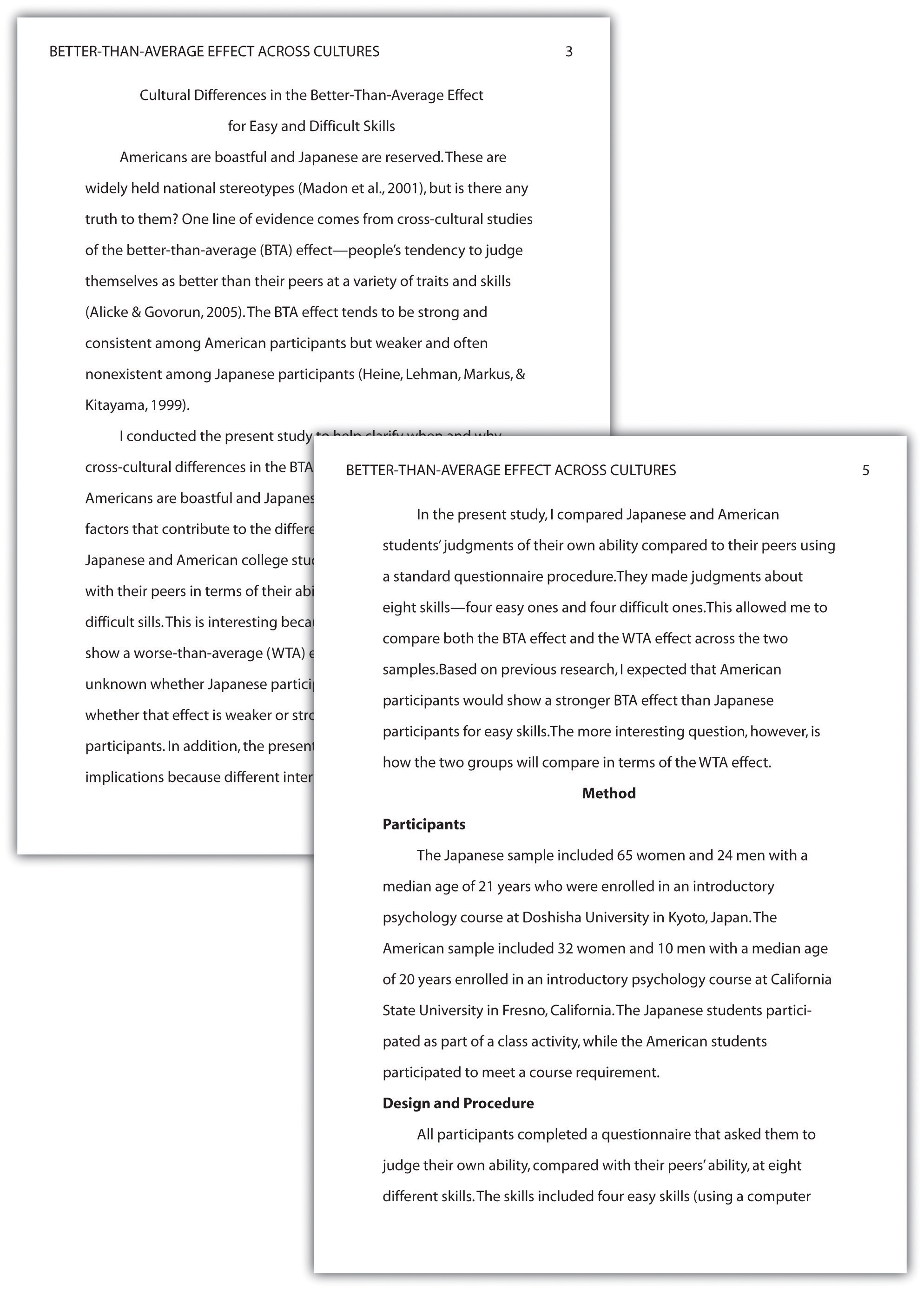Apa format version 6 template ccuart Image collections