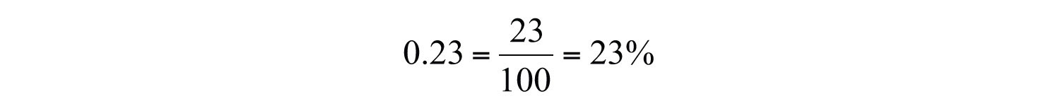 Solution: First, Convert The Decimal To A Fraction Of 100 And Apply The  Definition.