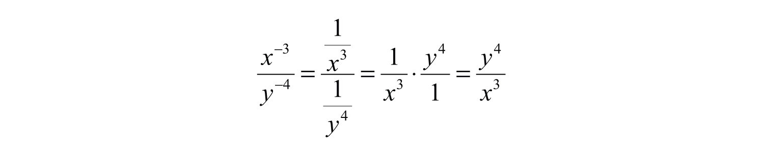 how to get rid of an exponent ine an equation