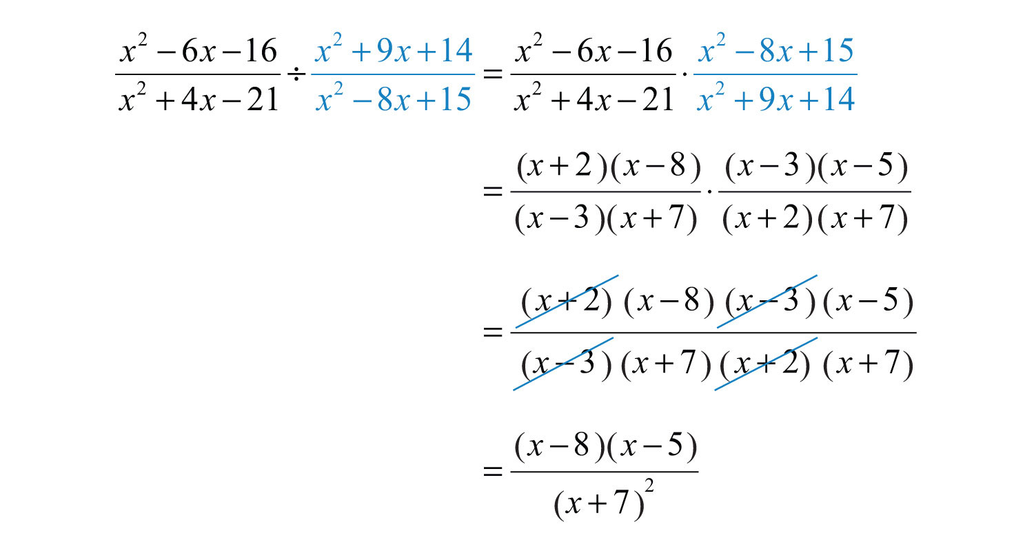 Elementary Algebra 10 – Solving Rational Equations Worksheet