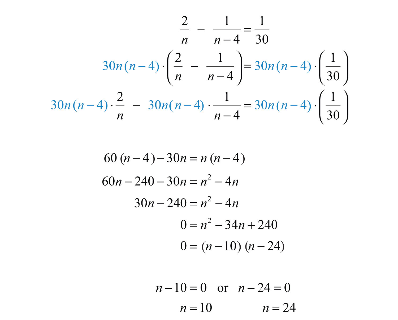Elementary Algebra 10 – Consecutive Integers Word Problems Worksheet