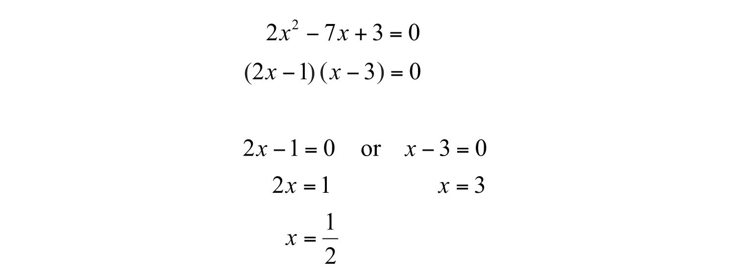 Elementary algebra 10 flatworld the following example shows that we can obtain the same results using the quadratic formula falaconquin