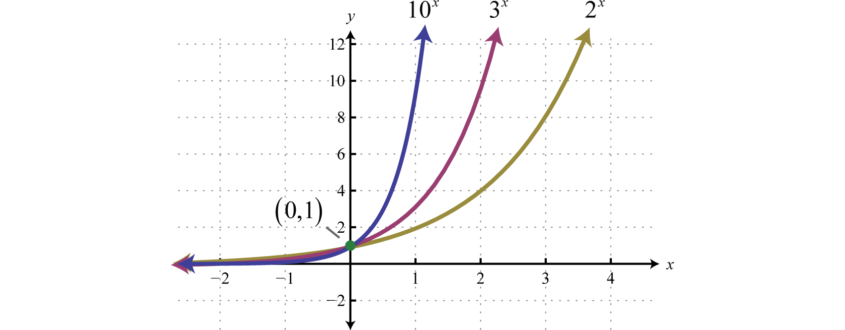 Intermediate Algebra 10 – Graphing Exponential Functions Worksheet Algebra 1
