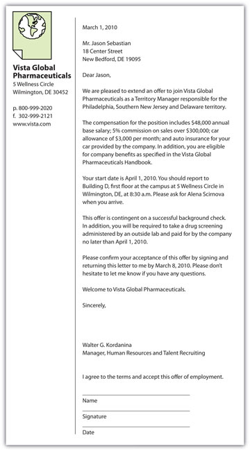 15 beautiful sample salary negotiation letter for job offer letter 15 beautiful sample salary negotiation letter for job offer altavistaventures Image collections
