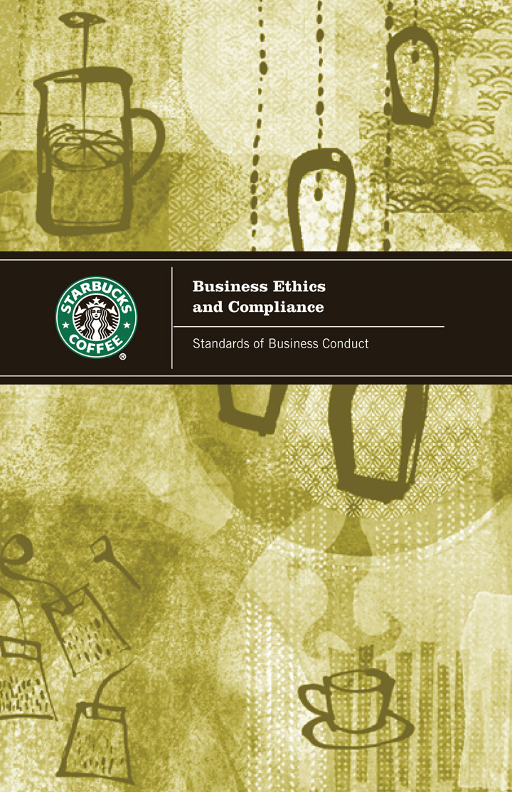 starbucks standard of business conduct Is starbucks really an effective office space the short answer is yes, but but working from home has its drawbacks many solopreneurs and small business owners justifiably see their local starbucks as a cheap alternative to renting office space.