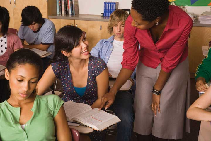 essays teachers influence on students